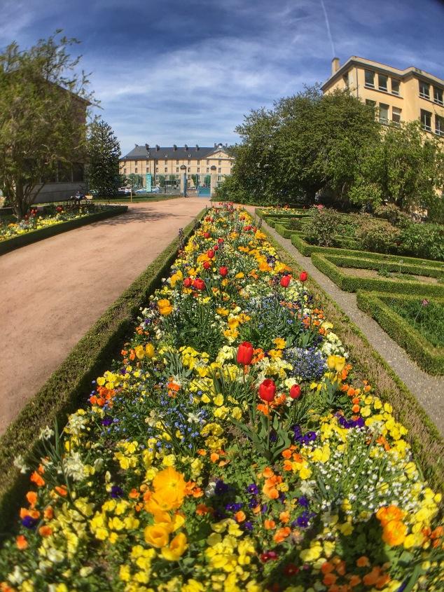 Jardin Dominique Alexandre Gordon