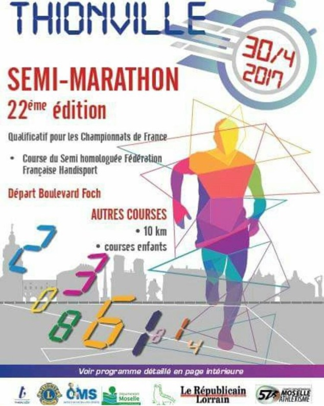 Thionville Half Marathon