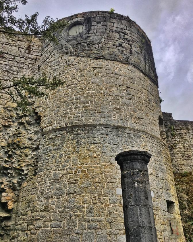 Rochefort Castle