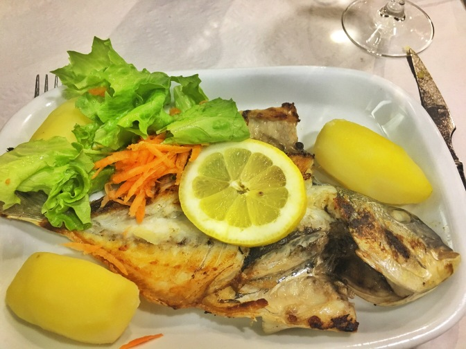 Fresh and inexpensive traditional Portuguese restaurant