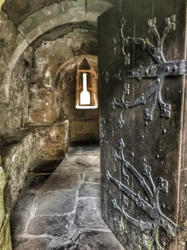 Inside Beaufort Castle