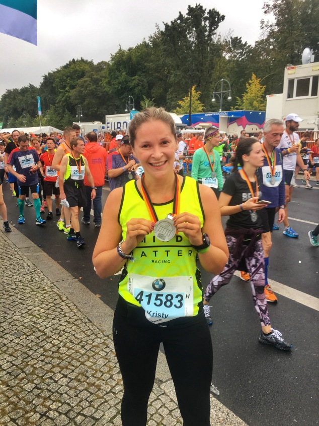 Berlin Marathon Finisher