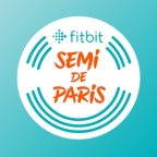 Fitbit Semi de Paris Marathon: Race Review