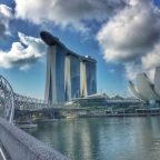 What to do in Singapore from One Runners Perspective. A weekly series of daily itineraries : Day 1