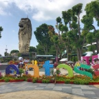 What to do in Singapore from One Runners Perspective. A weekly series of daily itineraries : Day 2
