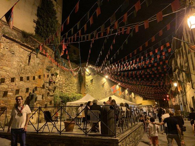 Arezzo Nightlife